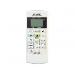 Sharp Air Conditioner 1.5 HP with Inverter Cool Split & Silver Color: AH-XP13THE