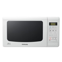 Samsung Microwave 20 Liter Solo White Color: ME733K