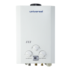 Universal Gas Water Heater 6 Liter Digital For Natural Gas: DLG6