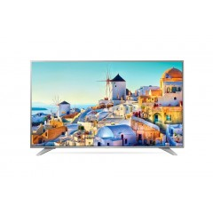 """LG 55"""" Ultra HD 4K LED TV Smart Wireless WEBOS 3.0 TV with Built-in HD Receiver + FREE LG TV 32"""" HD: 55UH651V"""