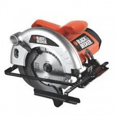 Black & Decker Circular Saw 1500 Watt: CS718-AE