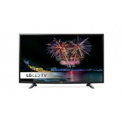 """LG 49"""" LED TV Full HD With Built-In HD Receiver: 49LH510V"""