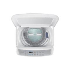 Samsung Washing Machine Toploading 9 Kg White Color: WA90H4200SW/AS