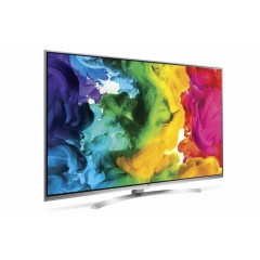 """LG 55"""" Super Ultra HD 4K LED TV 3D Smart Wireless WEBOS 3.0 TV with Built-in HD Receiver: 55UH850V"""