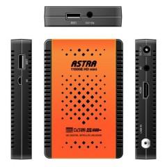أسترا ريسيفر ميني فول إتش دي 1080 بيكسل مدخلين يو إس بي E HD MINI 11500 ASTRA