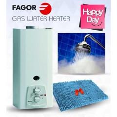 Fagor Gas Water Heater 6 Liter: 1FA-6GN