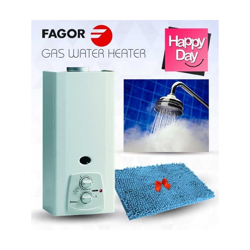 Water Heaters: Fagor Water Heaters