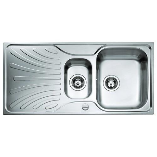 Teka Sink : Sinks & Mixers > TEKA Sink: Nerissa 1 1/2B 1D