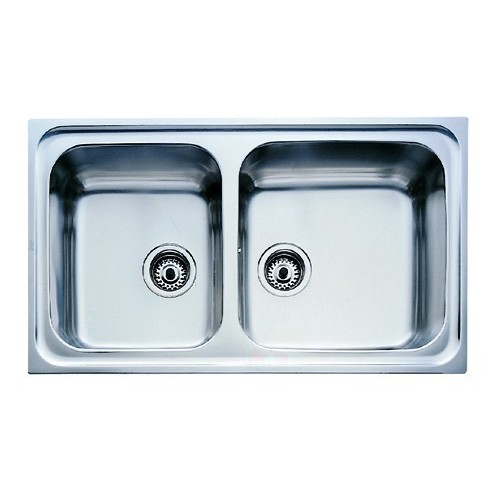Teka Sink : Sinks & Mixers > TEKA Sink: Classic 2B 86 (Plus)