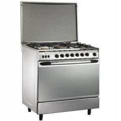 Universal gas cooker 5 Gas Burners stanl : Bombay 8505