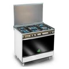 Kiriazi Gas Cooker 5 Burner Old Design: 8900 Color