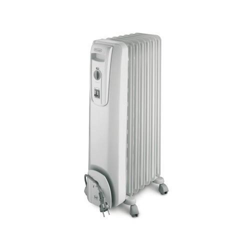 delonghi oil radiator heater 7 fins kh 770715 cairo. Black Bedroom Furniture Sets. Home Design Ideas