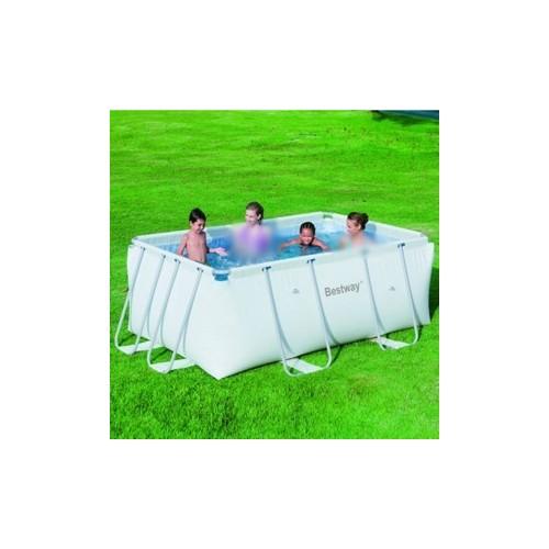 Bestway Swimming Pool Rectangular Frame Pool 4964liter 56248 Cairo Sales Stores