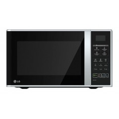 LG Microwaves 23 Litre Silver: MS2343BARS