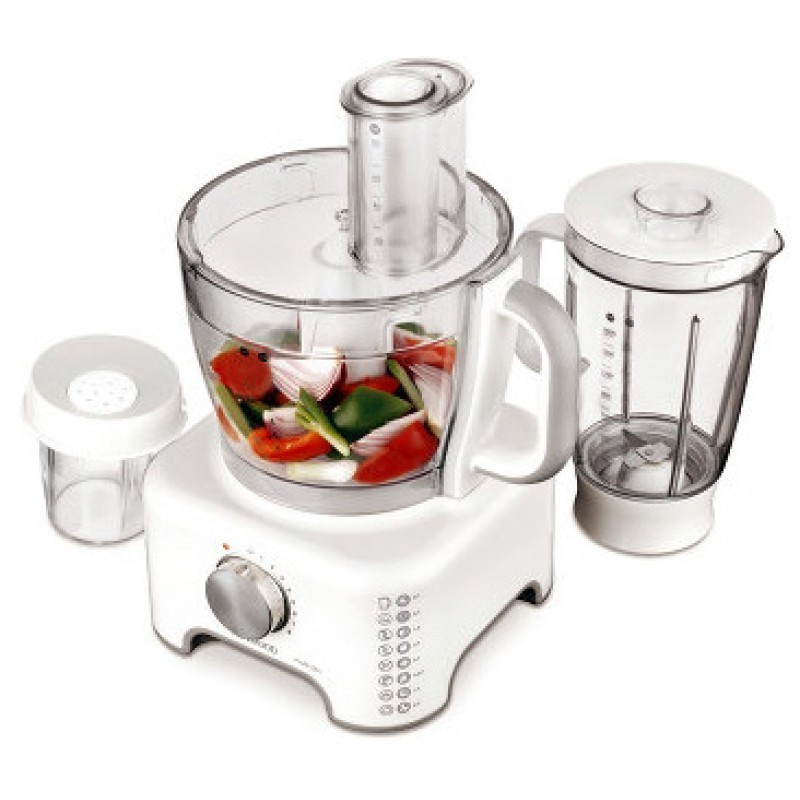 how to clean and sanitise a food processor