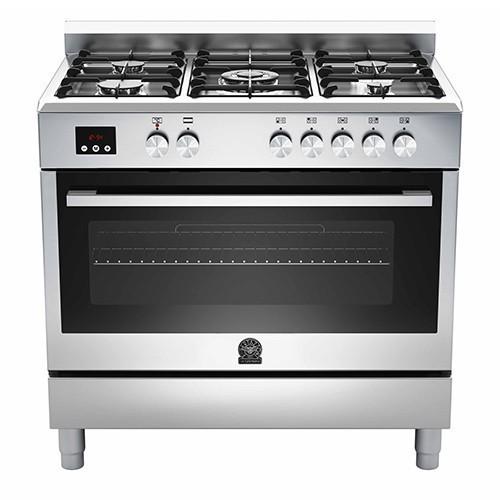 La germania cooker 90x60 full safety fan tu95c81cxs - Estufa gas delonghi ...