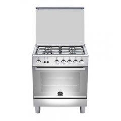 La Germania Cooker 4 Burner 60*60 Full Safety Stainless Steel: TU64031DX