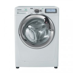 Hoover Washing Machine Full Automatic 11Kg With Dryer 7Kg White: WDYN11746PG8-S