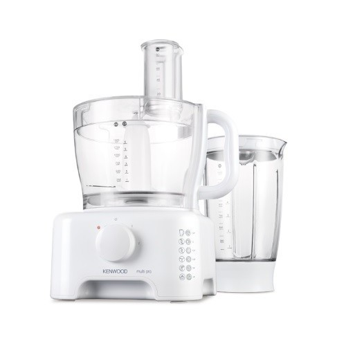 How To Use My Kenwood Food Processor