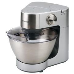 Kenwood Kitchen Machine 900 Watts 4.3 Liters With Accessories Silver: KM287