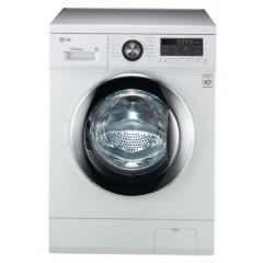 LG Washing Machine 8 Kg 1400 Spin Thailand White: F1496TDT23