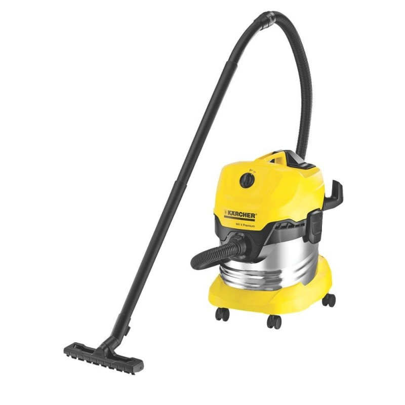 Karcher wet dry vacuum cleaner 1600w mv4 preimum cairo sales stores - Leroy merlin karcher ...