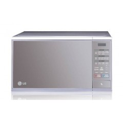 LG Microwave 30 Liter Solo Touch Control Silver: MS3040S