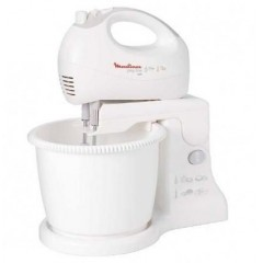 Moulinex Hand Mixer With Bowl 2.5 Liter 450 Watt: HM412131