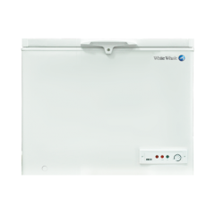 White Whale Deep Freezer 300 Liter White: WCF-1300P