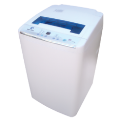 White Whale Washing Machine 8 KG Top Loading White: WD-88MT4
