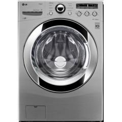 LG Washing Machine 15 KG With Dryer 9 KG Steam Silver: F10F6RDS27