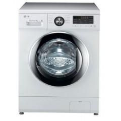 إل جي غسالة ملابس فول اوتوماتيك 9 كيلو 1400 لفة لون أبيض F1496ZD23