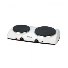 Harvey Double Hot Plate 2500 Watt White Color: HP-20