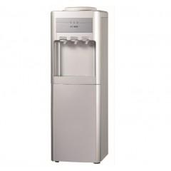 Voltino Water Dispenser 3 Taps  With Fridge Silver Color: YLR-5L(1006B)
