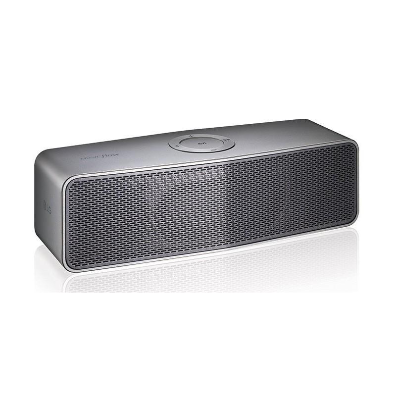Lg Portable Bluetooth Speaker Np7550: Lg Music Flow Portable 20 Watt Bluetooth Speaker: Np7550