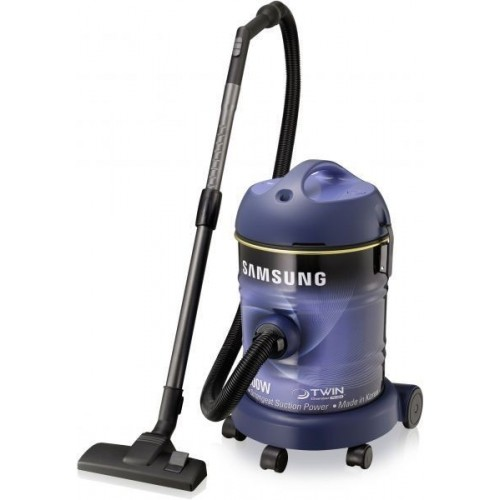 Samsung Vaccum Cleaner Pail Can 1600 Watt Blue Color: VCW7535S31/EGT