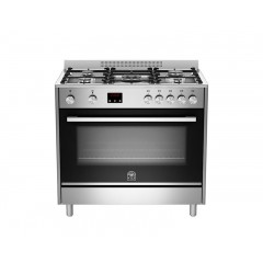 La Germania Cooker 60*90 Professional Stainless Steel Full Safety With Fan And Digital: TUS95C81CXS