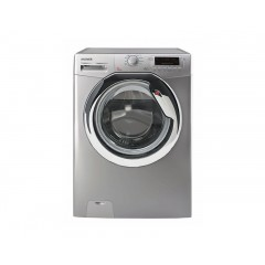 Hoover Washing Machine 8KG Full Automatic Silver Color: DYN8145DS2-EG
