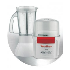 Moulinex Chopper and Blender 800 Watt: AR6801EG