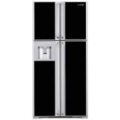 White Whale Refrigerator 4 Doors Black: WR-7060 GBK