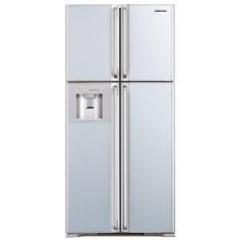 Hitachi Refrigerator 4 Doors Silver Glass: R-7060HT GS