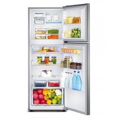 Samsung Refrigerator 458 Liter 20 Feet Silver DIM- Recess Handle: RT512AAL