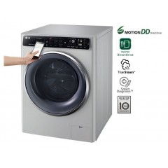 LG Washing Machine 10.5 KG With Dryer 7 KG With Steam: FH4U1JBHK6N