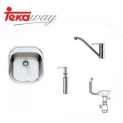 Teka Sink & Tap &Accessories : Stylo 1C-ML