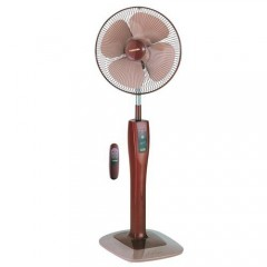 """Tornado Fan Stand Size 16"""" With Remote Control: EFS-75"""