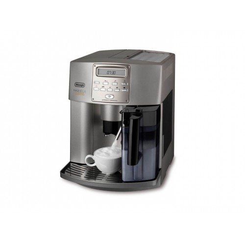 Delonghi Coffee and Cappuccino Maker Bean to Cup: Magnifica ESAM3500 - Cairo Sales Stores