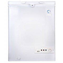 White Whale Deep Freezer 160 Liter White: WCF-170P