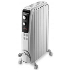 DelonghI Oil Filled Radiator/Heater 10 Fins Super Saver: TRD41025
