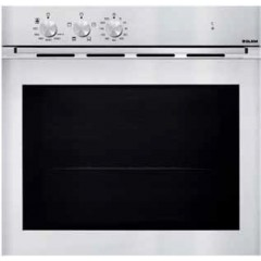 Glem Gas 60cm Gas Oven With Electric Grill Stainless: GFEV31IX