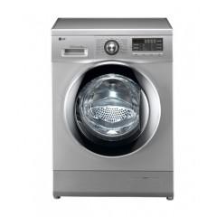 LG Washing Machine 7kg Silver: F1296QD24 Korea